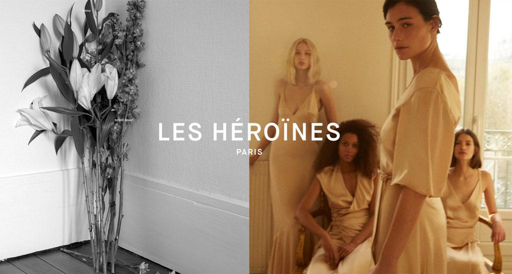les heroines - make-up Giulio Panciera - hair Rory Rice - WM-Artist Management