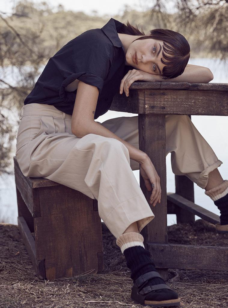 Marie Claire Australia - Photographer Nicole Bentley - Stylist Naomi Smith - Hair Styling Rory Rice