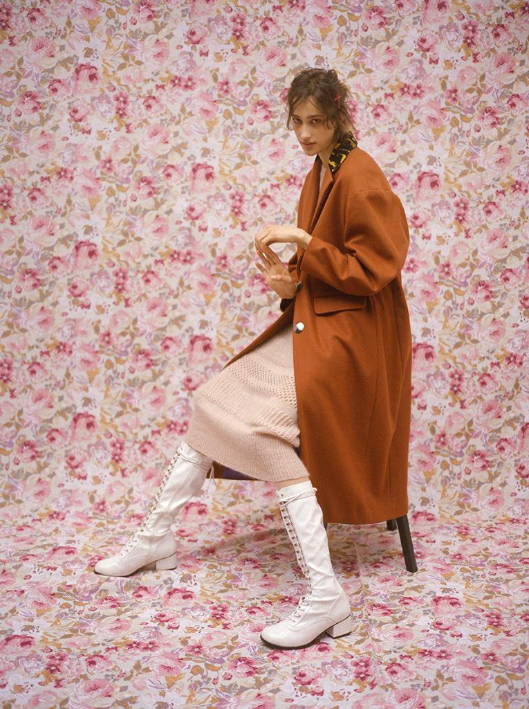 Nylon magazine - photographer Vins Baratta - creative director - styling Maela Leporati - WM-Artist Management - W-MManagement - Milano