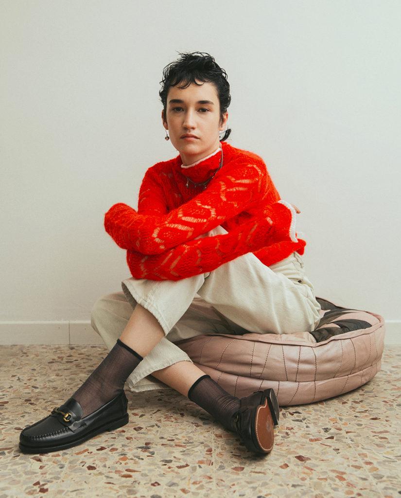 Vogue italia - photographer Eleonora Adani - creative director - styling Maela Leporati - WM-Artist Management - W-MManagement - Milano