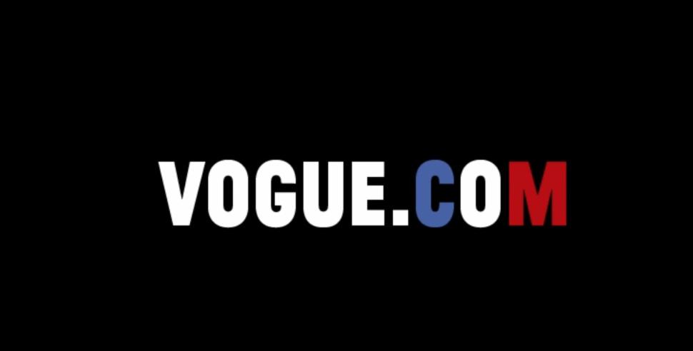 Vogue - model Aymeline Valade - make-up artist Giulio Panciera - WM-Artist Management