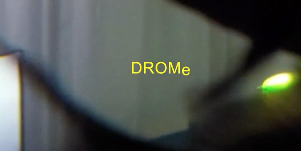 Drome fw21 - video - Make Up Karin Borromeo - Hair styling Daniel Manzini