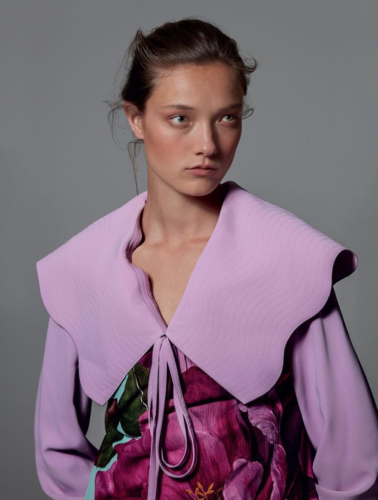 L'Officiel Italia - Photographer Alberto Maria Colombo - Stylist Fabrizio Finizza - Hair styling Liv Holst - Make Up Riccardo Morandin