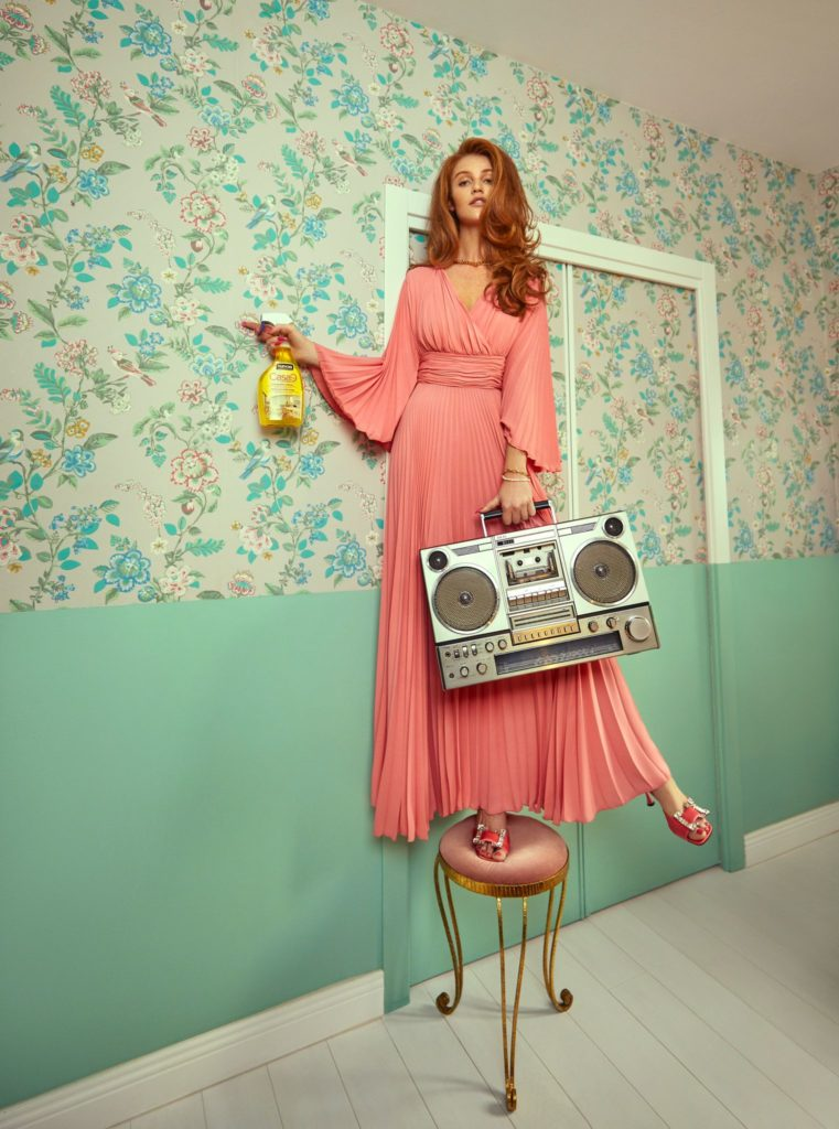 Vanity Fair Italia - Photographer Carla Guler - Stylist Simone Guidarelli - Hair styling Luca Lazzaro