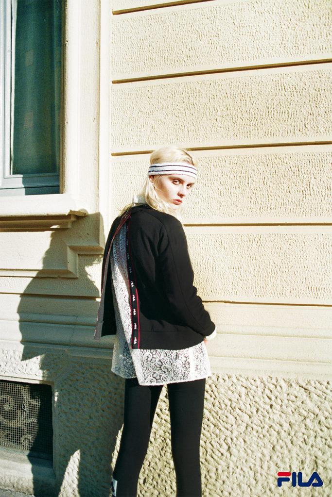 Fila - styling Maela Leporati - WM-Artist Management - Milano