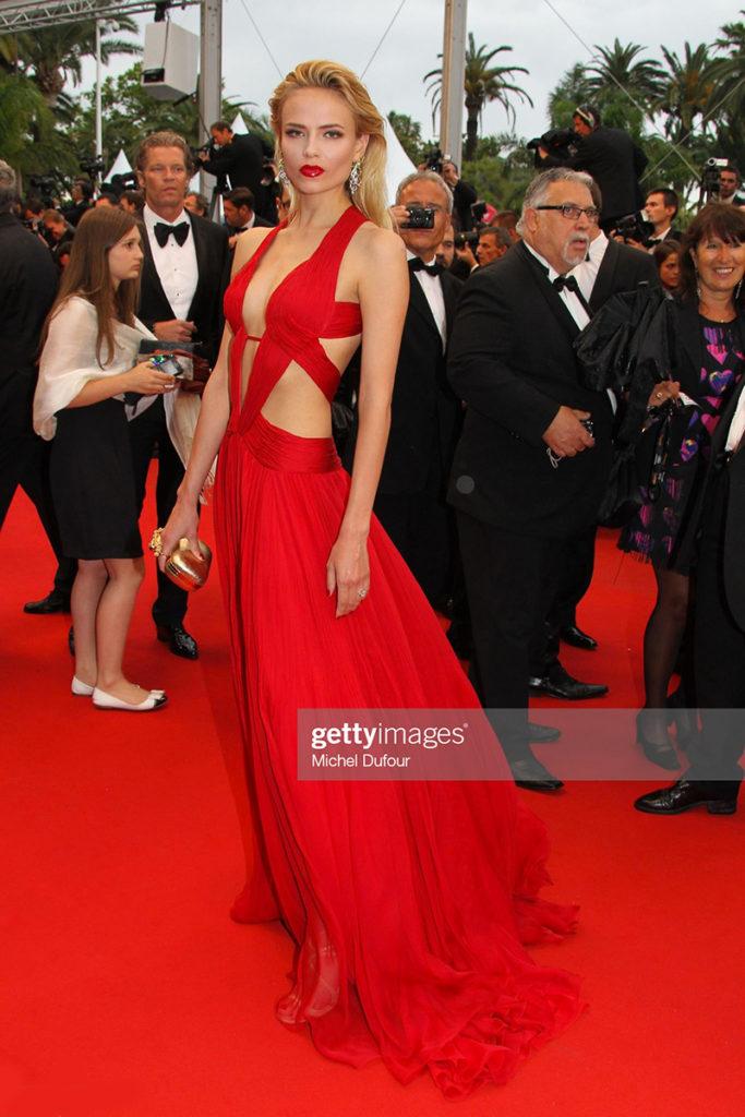 Natasha Poly - 65th Annual Cannes Film Festival - make-up artist Giulio Panciera - WM-Artist Management - Milano