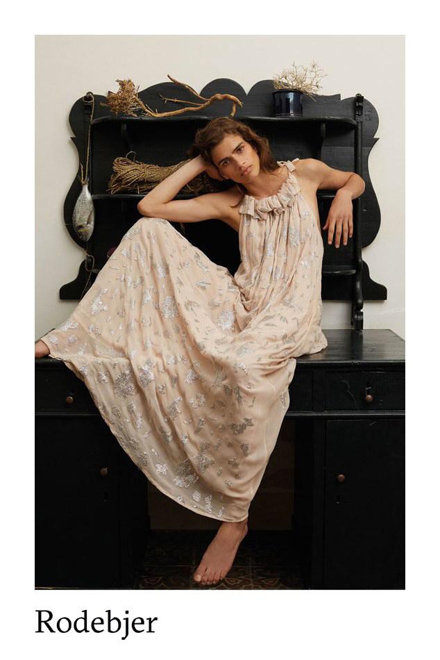 Rodebjer - photographer Alice Rosati - make-up Giulio Panciera - WM-Artist Management