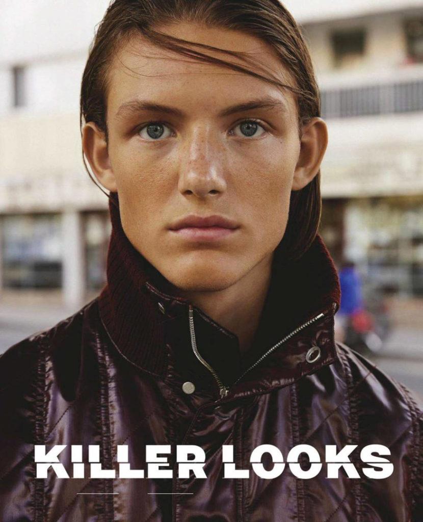 Gq Australia - Oliver Sonne - photographer Kessie Lizotte - styling Olivia Harding - make-up Giulio Panciera - WM-Artist Management