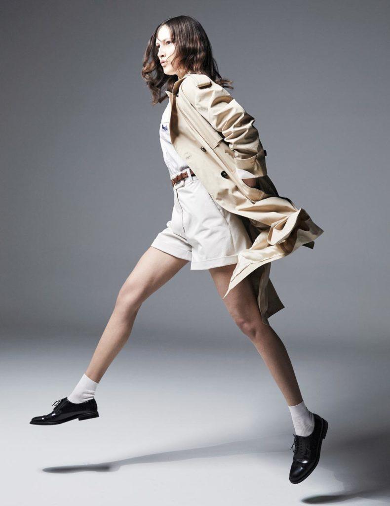 Io donna -magazine - photographer Jacopo Moschin - Styling Alessandra Corvasce - WM-Artist Management - W-MManagement - Milano