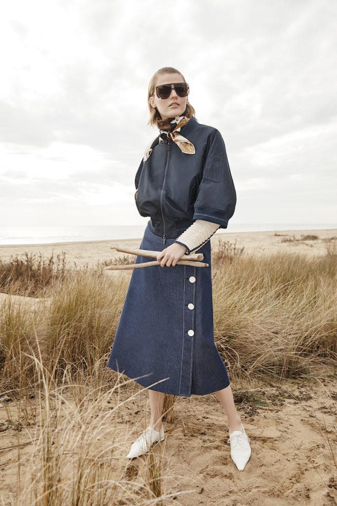 Io donna - magazine - styling Alessandra Corvasce - photographer Nadia Moro - WM-Artist Management