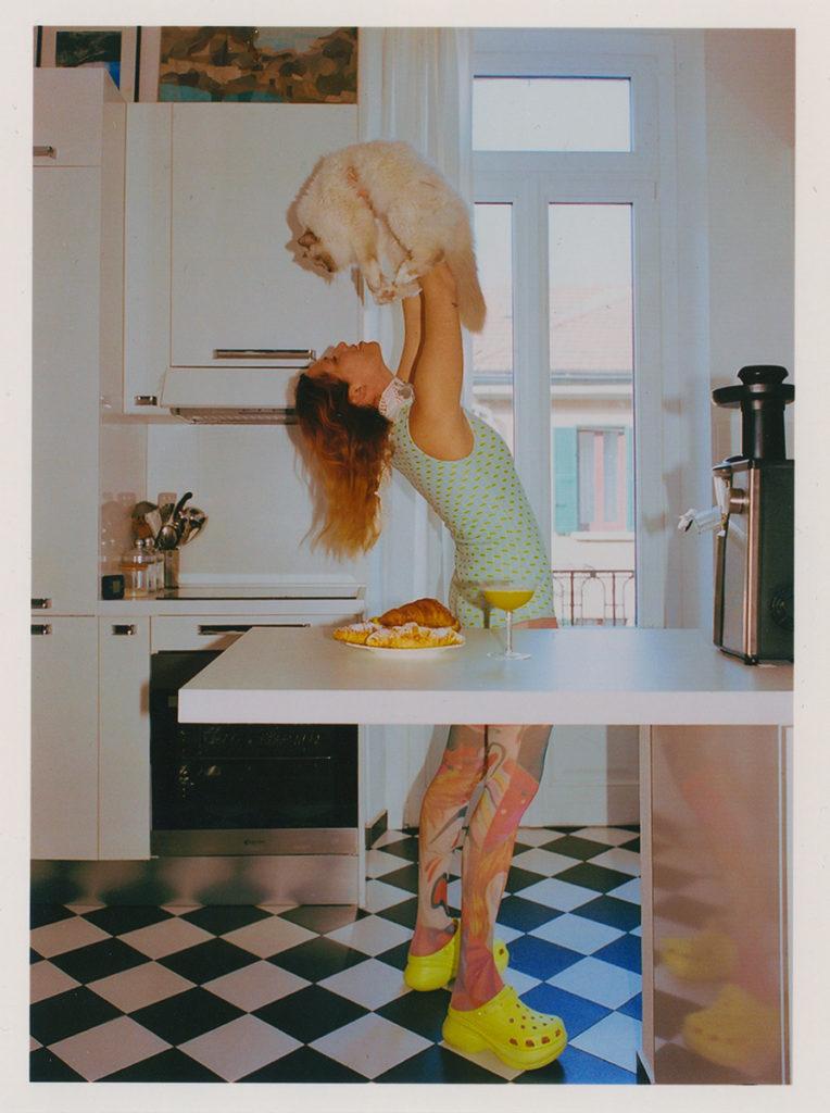 Also journal - photographer Eugenio Intini - styling Giulia Meterangelis - WM-Artist Management - W-MManagement