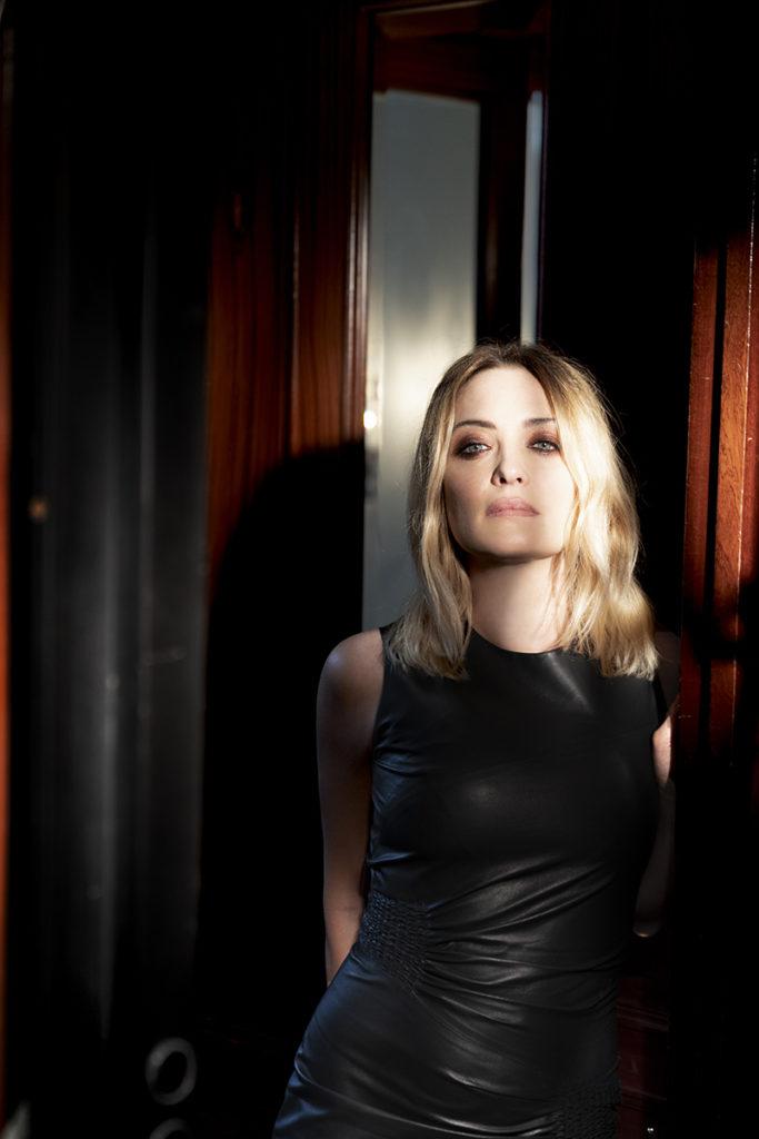 Carolina Crescentini - L'officiel Italia photographer Gianmarco Chieregato - styling Giulio Martinelli - WM-Artist Management