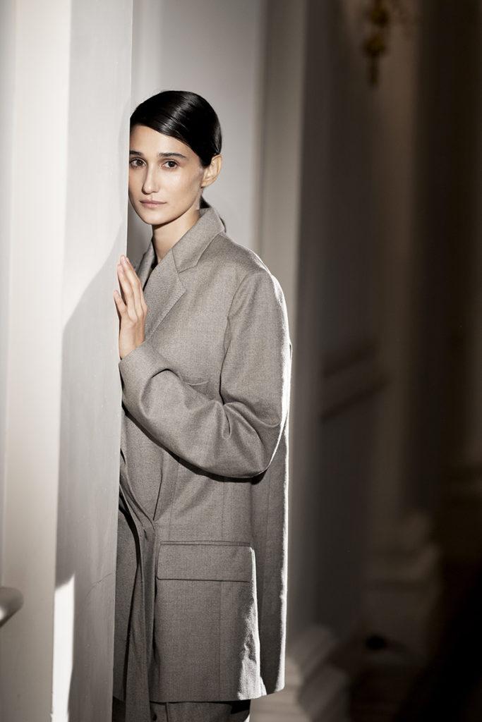 Linda Caridi - L'officiel Italia photographer Gianmarco Chieregato - styling Giulio Martinelli - WM-Artist Management