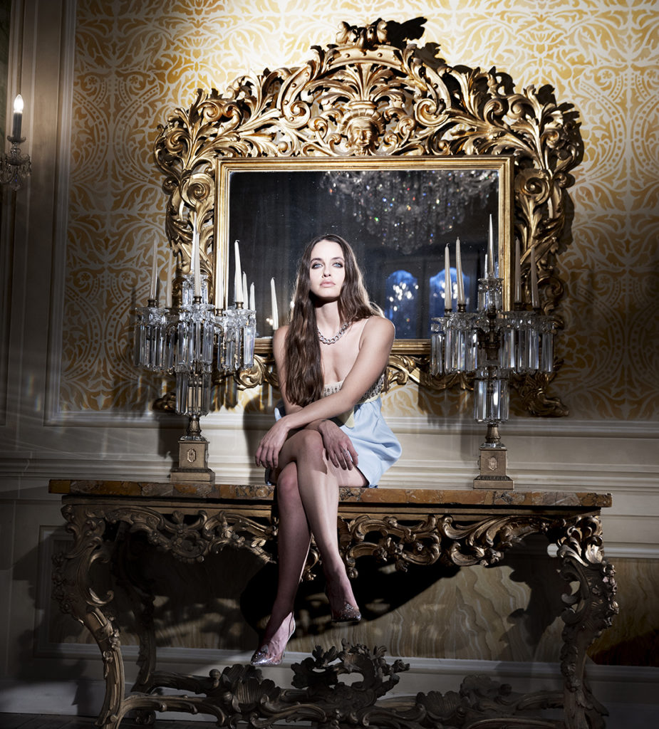 Matilde Gioli - L'officiel Italia photographer Gianmarco Chieregato - styling Giulio Martinelli - WM-Artist Management
