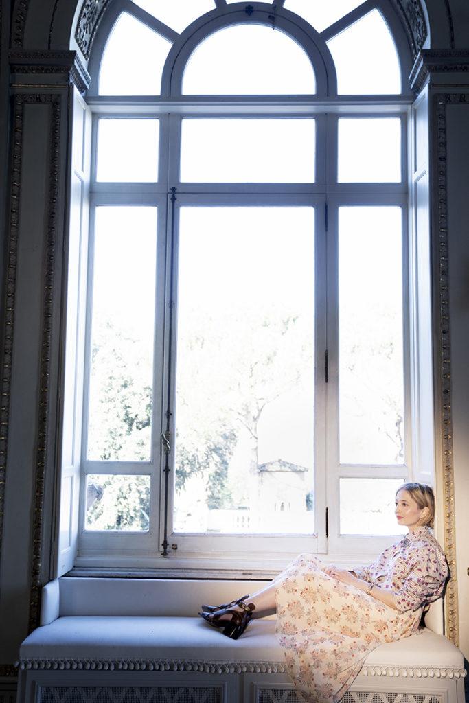 L'officiel Italia - Alba Rohrwacher - photographer Gianmarco Chieregato - styling Giulio Martinelli - WM-Artist Management