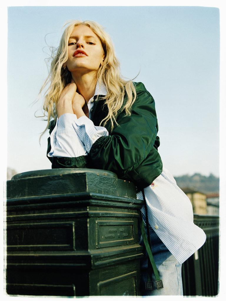 L'officiel Ukraine - photographer Federico Sorrentino - styling Michela Caprera - hair Liv Holst - WM-Artist management - W-MManagement - Milano