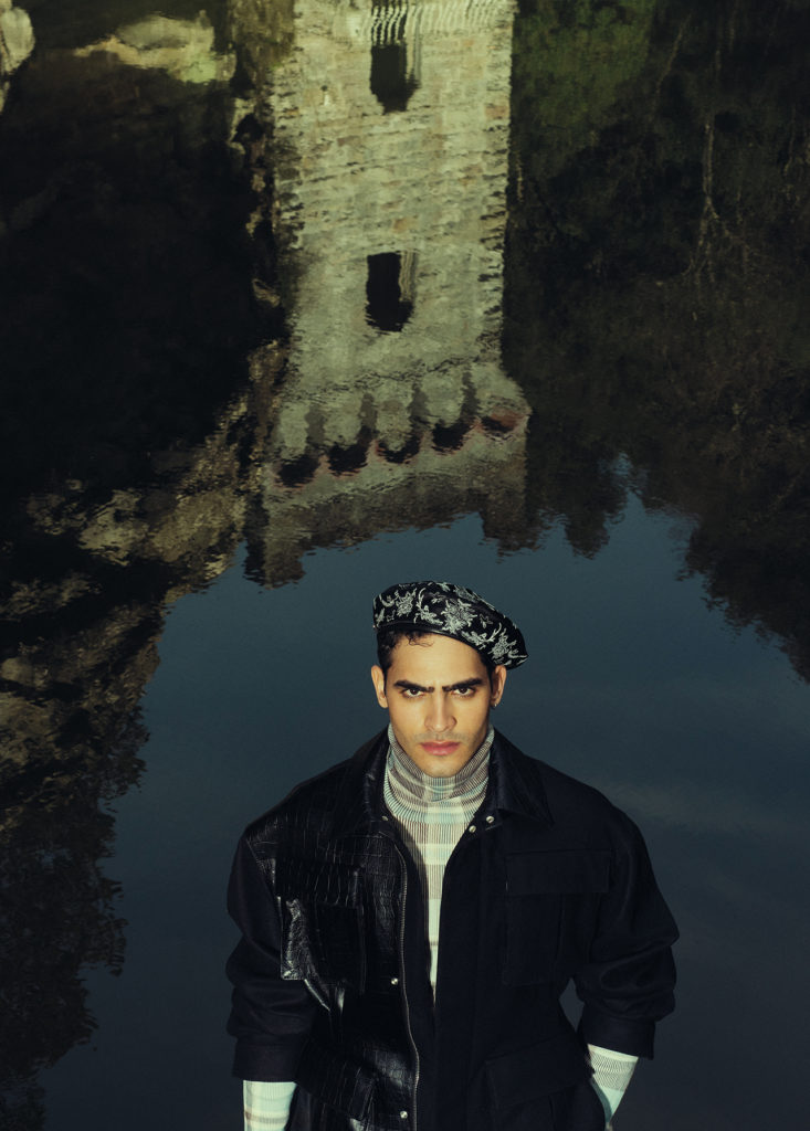 Icon - photographer Paul Morel - styling Marne Schwartz - make-up Riccardo Morandin - hair Daniel Manzini - WM-Artist Management