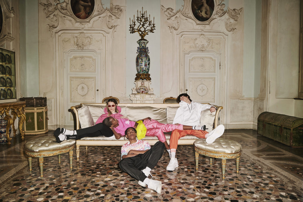 Duvetica - ss21 - photographer Sloan Laurits - styling Elisabetta Massari - make-up Kassandra Frua - hair Francesco Avolio - WM-Artist Management