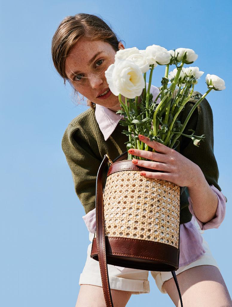 Io donna - magazine - Fashion Photographer Paolo Musa - Stylist