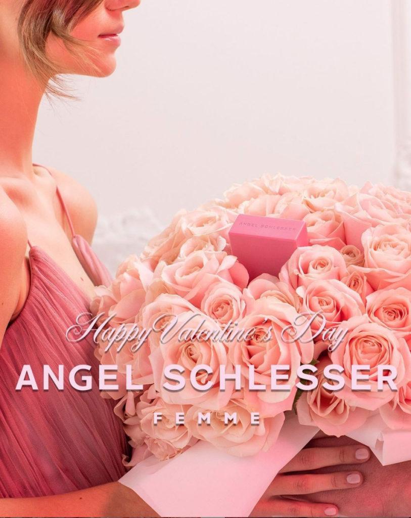Angel Schlesser - photographer jonathan emma - manicure Carlotta Saettone - WM-Artist Management - W-MManagement