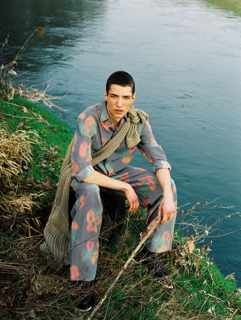 The greatest magazine - photographer Alessandro Burzigotti - stylist Giulia Meterangelis - make-up Riccardo Morandin - WM-Artist Management