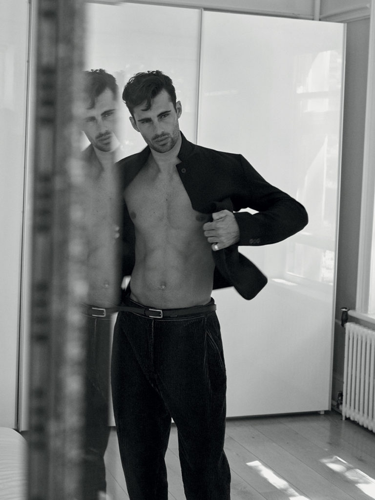 Dry magazine - photographer Danny Lowe - styling Andrea Colace - WM-Artist Mangement - W-MManagement - Milano