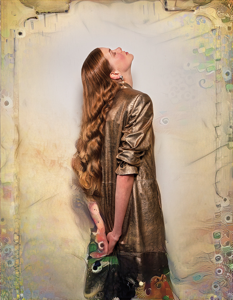 d la repubblica - photographer Alberto Maria Colombo - styling Milva Gigli - make-up Riccardo Morandin - hair Liv Holst - WM-Artist Management - milano