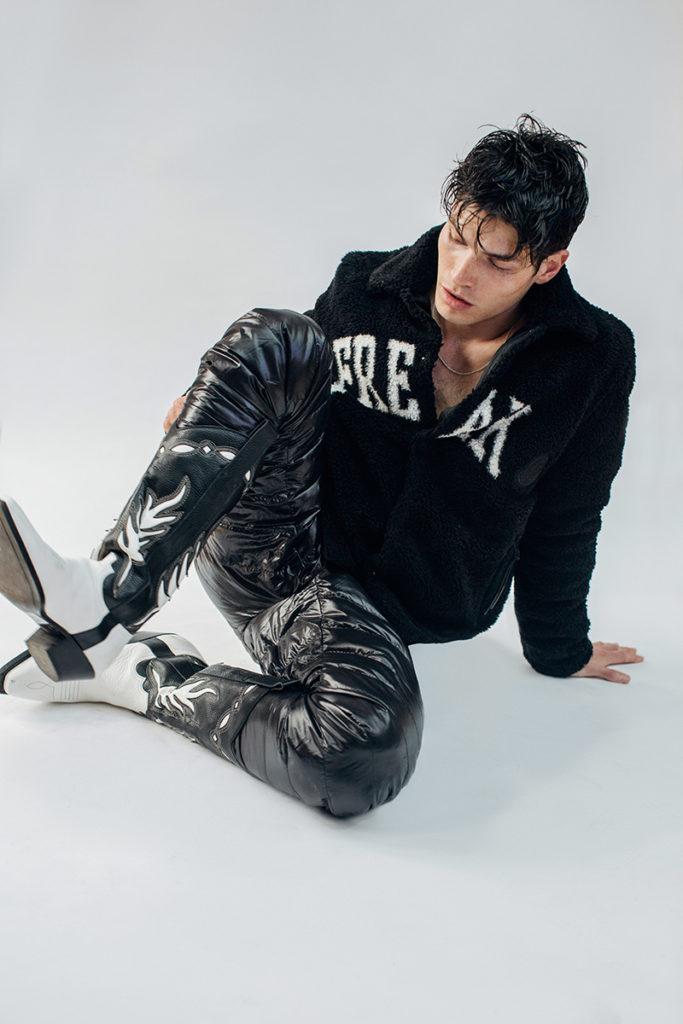 dry magazine - photographer Jonathan Daniel Pryce - styling Andrea Colace - wm-artist management - w-mmanagement
