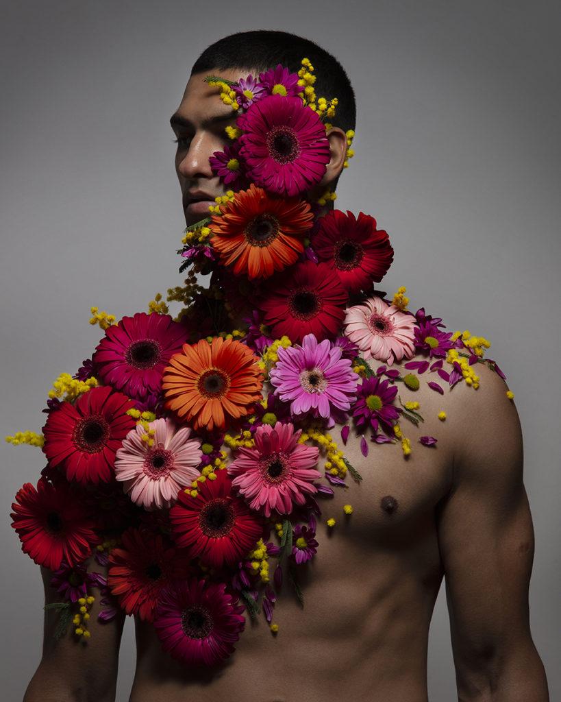 Photographer Alberto Maria Colombo - hair & make-up Riccardo Morandin - WM-Artist Management - W-MManagement - Milano