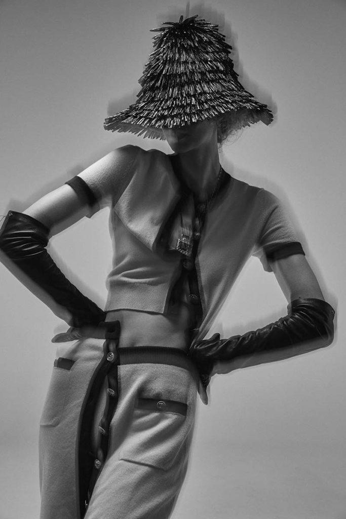 L'officiel Italia - make-up Riccardo Morandin - photographer Paolo Musa - WM-Artist Management - W-MManagement - Milano - agency
