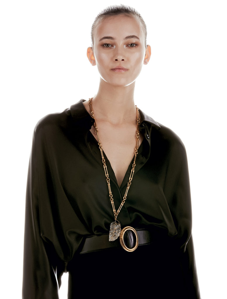 L'officiel Italia - model Greta Varlese - photographer Paul Empson - styling Giulio Martinelli - hair Luca Lazzaro - make-up Riccardo Morandin - WM-Artist Management