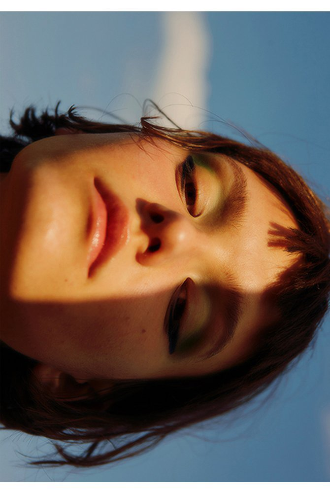 Wrpd magazine - country lane - photographer Tassili Calatroni - styling Sabrina Mellace - make-up Kassandra Frua - WM-Artist Management