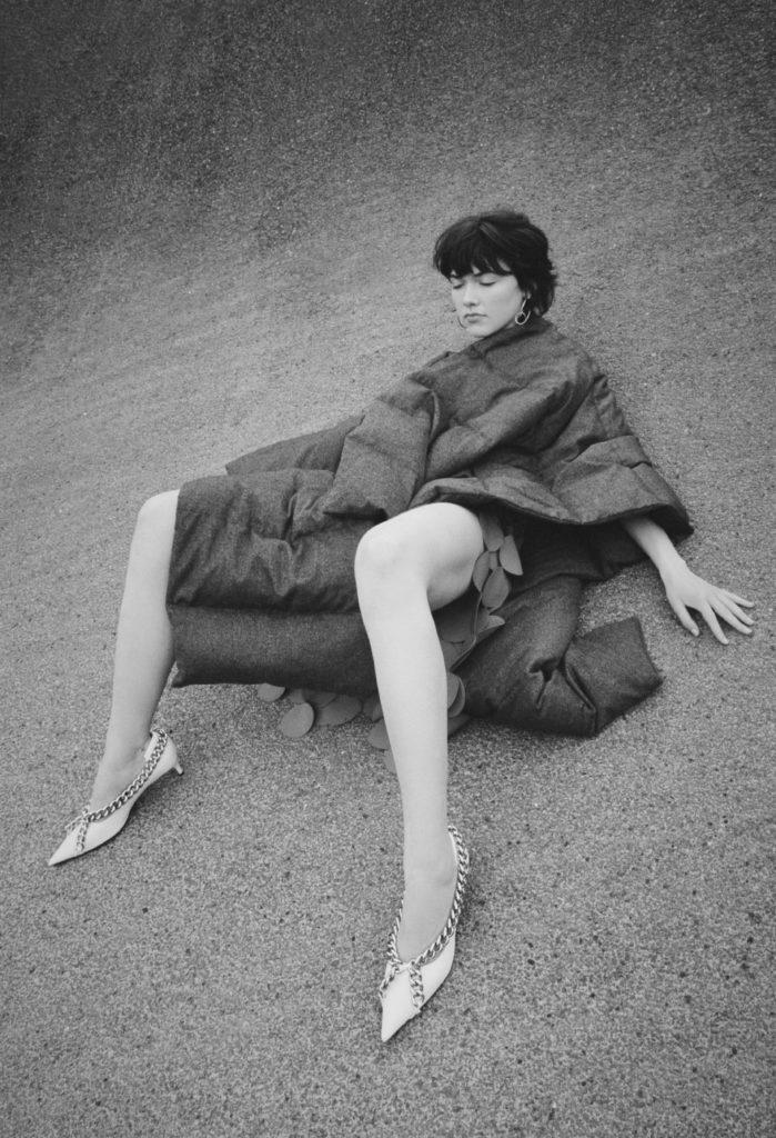 Harper's bazaar serbia - photographer Gosia Novak - styling Amii McIntosh - WM-Artist Management - W-MManagement - MIlano