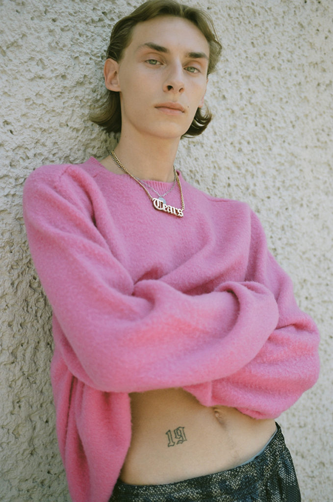 Wu magazine - photographer and styling Maela Leporati - hair Francesco Avolio - WM-Artist Management