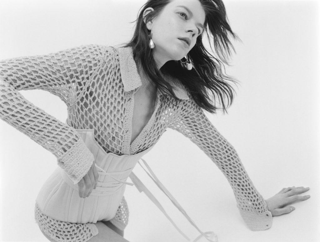 Vogue Italia - photographer Mattia Pasin - stylist Giulia Malnati - WM-Artist Management - W-MManagement - Milano - Agency