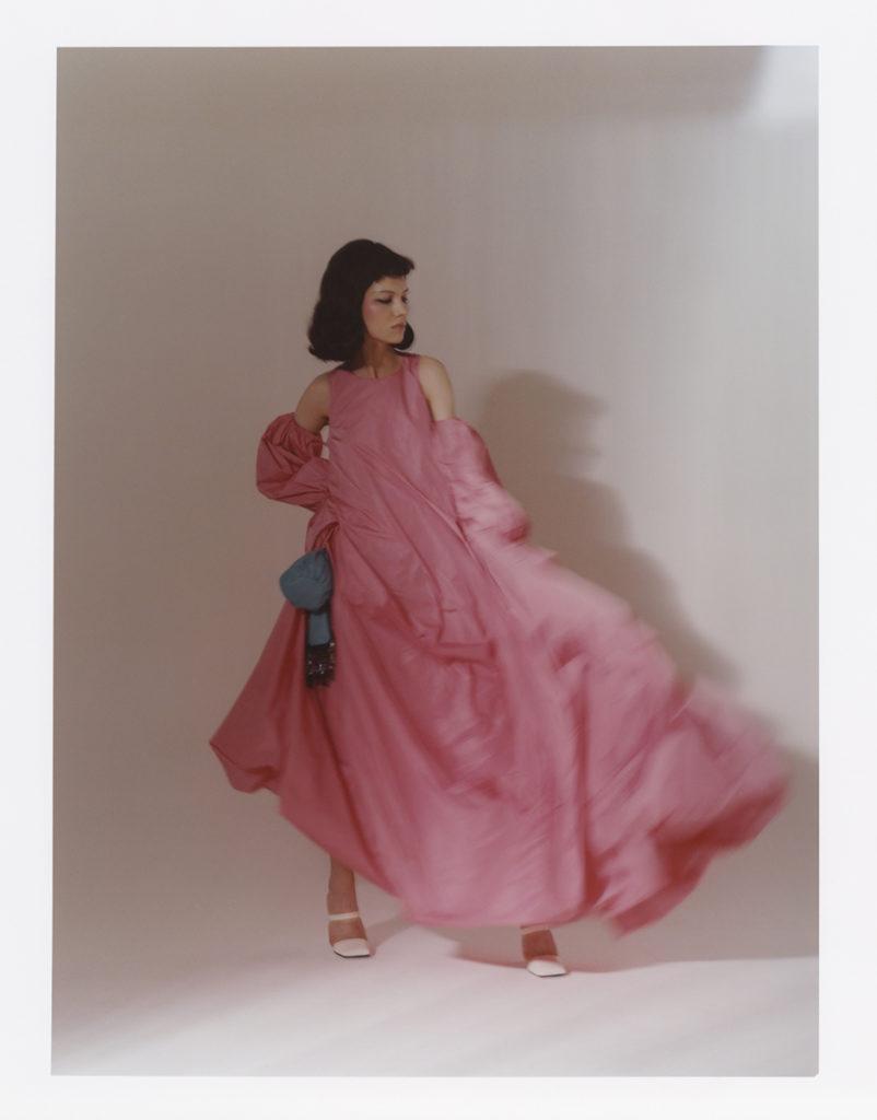 Personne magazine - photographer Mattia Pasin - styling Vanessa Icareg - WM-Artist Management - W-MManagement - milano - agency