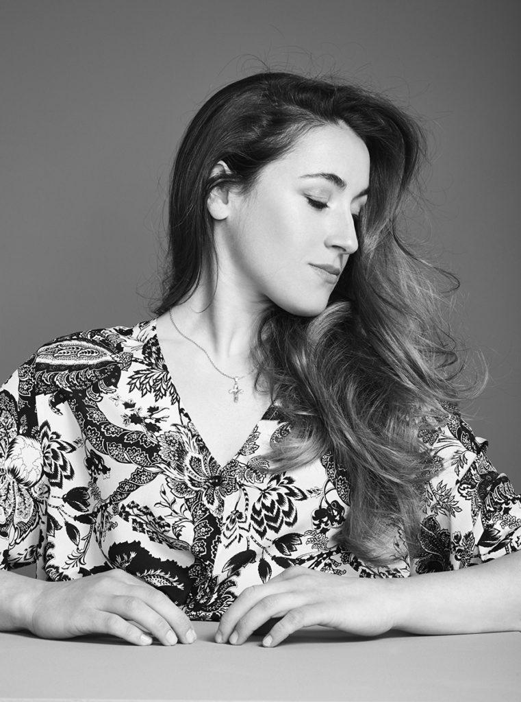 Vanity Fair italia - Sofia Goggia - photographer Ilaria Boncompagni - hair Luca Lazzaro - WM-Artist Management