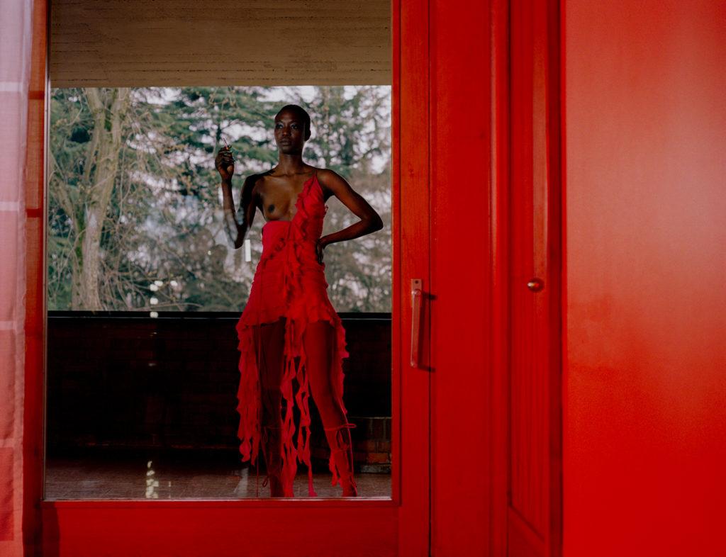 Alla carta - magazine - photographer Riccardo Raspa - make-up Kassandra Frua - WM-Artist Management - W-MManagement - Milano