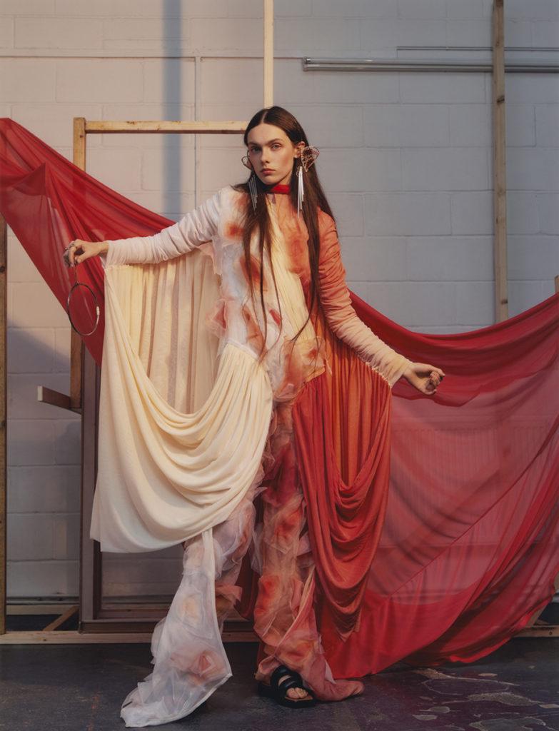 L'Officiel Ukraine - photographer Mattia Pasin - styling Letizia Allodi - WM-Artist Management - W-MManagement - Milano