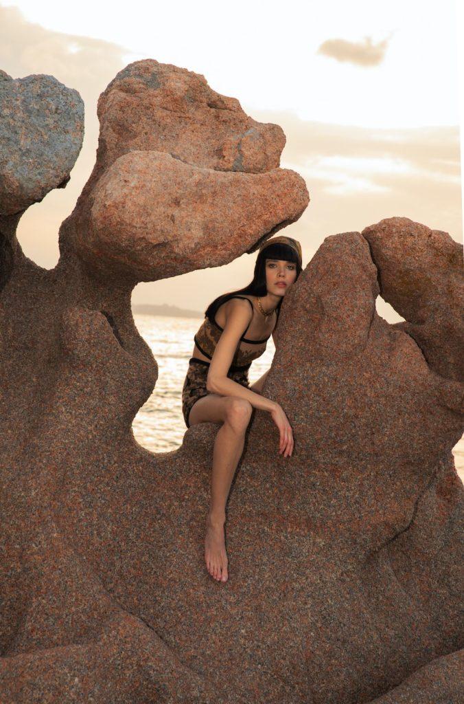 Sicky magazine - photographer Raffaele Marone - styling Camilla Rizzolo - WM-Artist Management - W-MManagement
