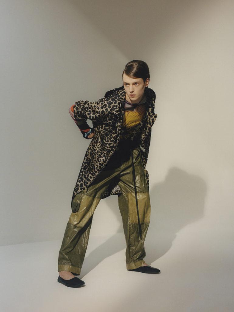 l'Uomo Vogue Italia - photographer Mattia Pasin - stylist Alessandro Cardini - WM-Artist Management - W-MManagement - Milano - Agency