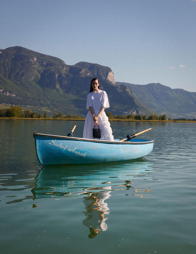 l'officiel turkiye - photographer Luca Meneghel - styling - make-up Kassandra Frua - WM-Artist Management