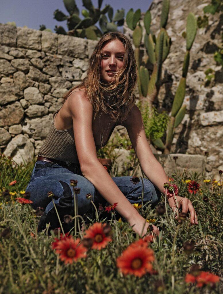 Io donna magazine - styling Alessandra Corvasce - photographer Jacopo Moschin - WM-Artist Management - w-mmanagement