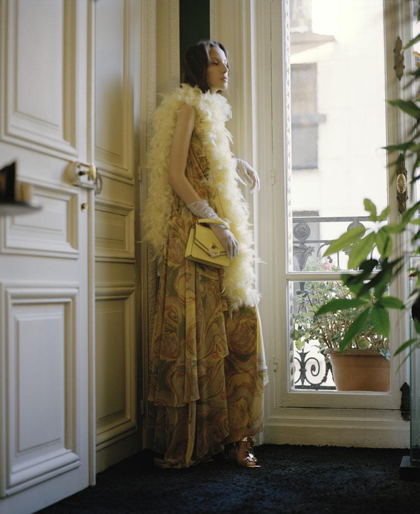 Natie - photographer Mattia Pasin - styling Rebecca Muzzioli - hair Liv Holst - WM-Artist Management - W-MManagement - Milano - agency