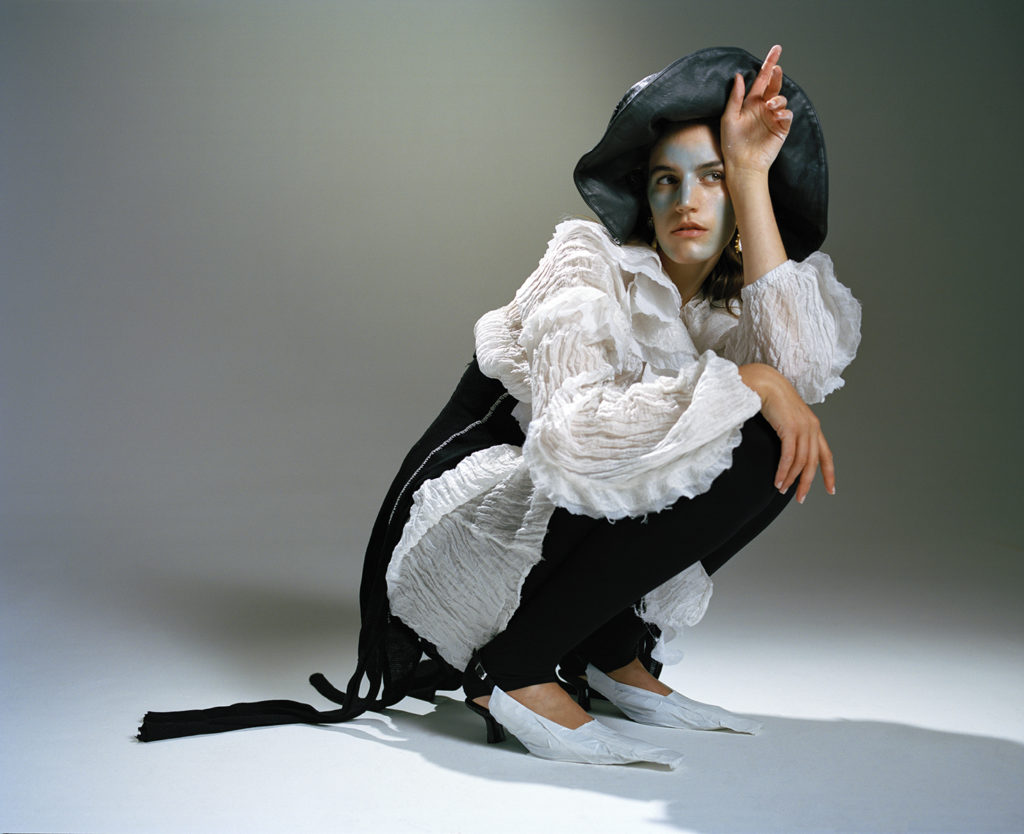 Vogue italia - photographer Mattia Pasin - styling Rubina Vita Marchiori - WM-Artist Management - W-MManagement - milano - agency