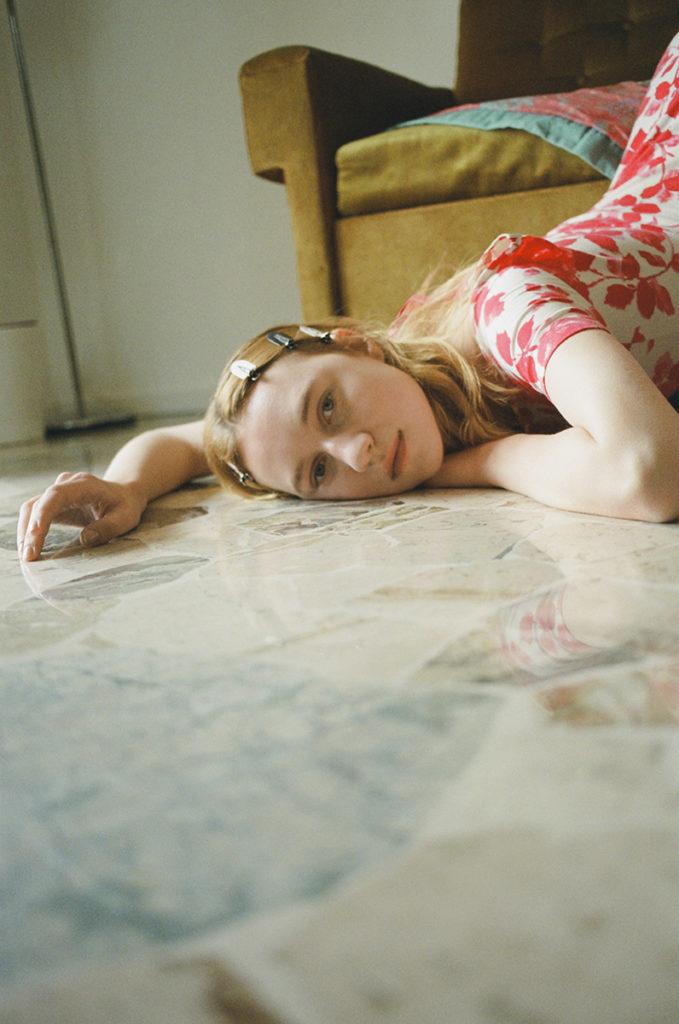Aurevoir Magazine - photographer & styling Maela Leporati - WM-Artist Management - W-MManagement