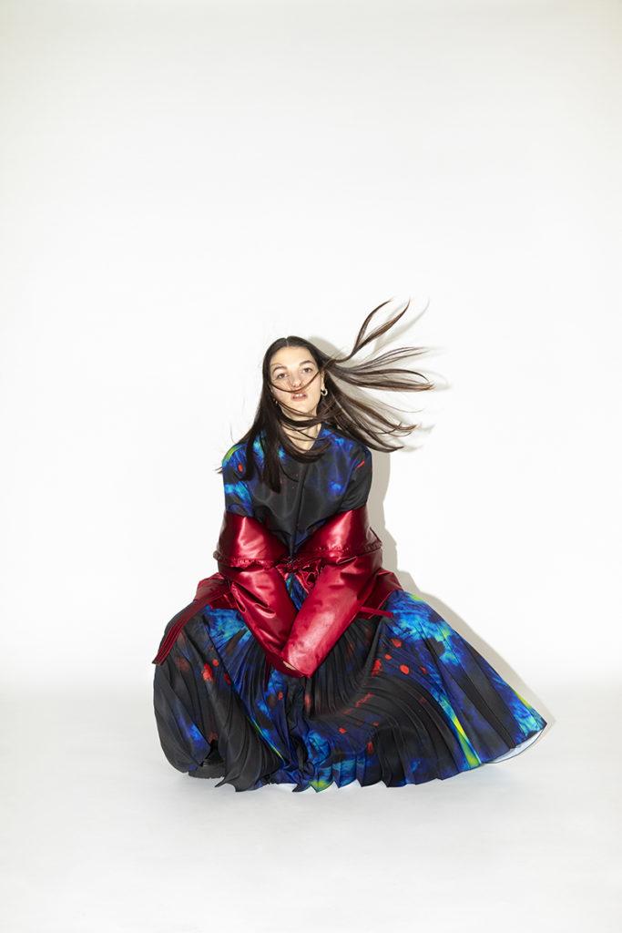 Mantu'- fw22 - photographer Claudia Pasanisi - styling Maela Leporati - wm-artist management - w-mmanagement