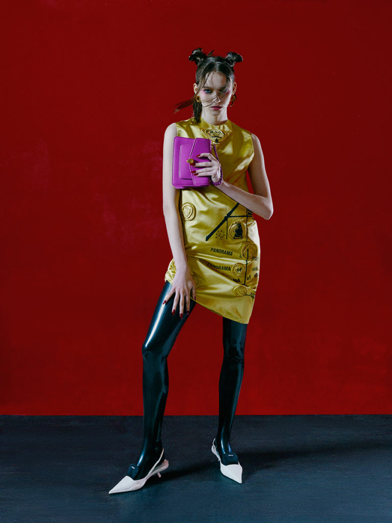 Wonderlan -magazine - photographer Gosha Pavlenko - styling Andrea Colace - wm-artist Mangement -w-mmanagement