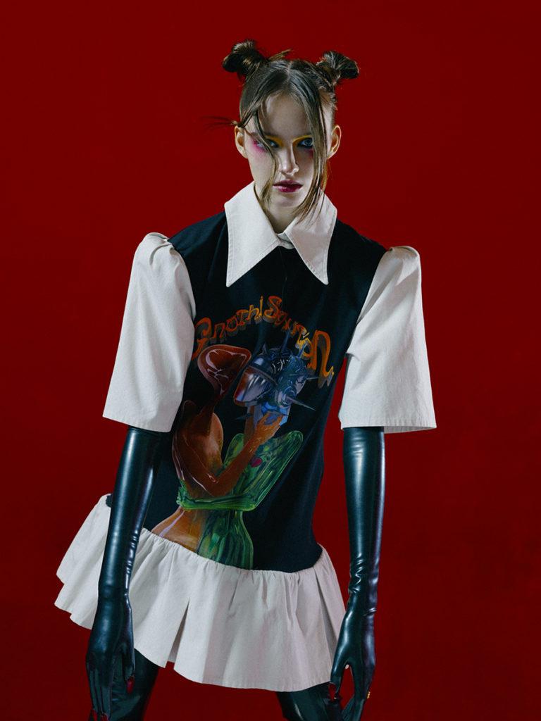 Wonderland - magazine - photographer Gosha Pavlenko - styling Andrea Colace - wm-artist Mangement -w-mmanagement - milano - sgency