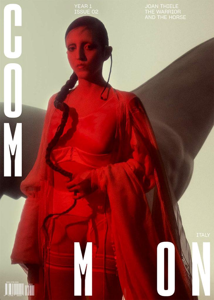 Common & sense - joan Thiele - photographer Lucian Bor - manicire Carlotta Saettone - wm-artist management